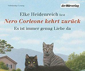 Nero Corleone kehrt zurück. Es ist immer genug Liebe da