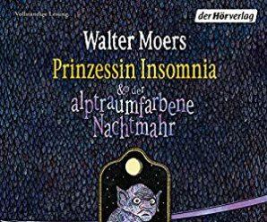 Prinzessin Insomnia & der alptraumfarbene Nachtmahr (Zamonien 8)